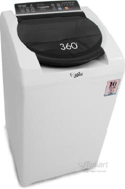 Whirlpool Bloom Wash 7.2 kg Fully Automatic Top Loading Washing Machine at 25% OFF.