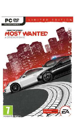 Need For Speed: Most Wanted (For PC) at 67% OFF.