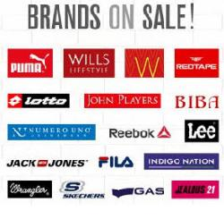Footwear Sale: Sandals, Shoes & Slippers at Flat 50% OFF.