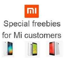 Freebies For MI Users.