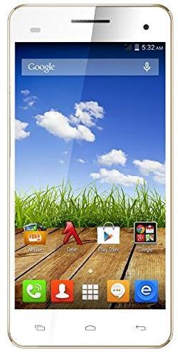 Amazon 67% Off on Micromax Canvas HD Plus A190 (White)