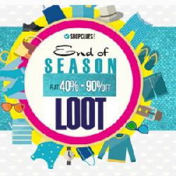 Shopclules EOSS 90% OFF Products from Rs 49.