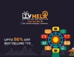SNAPDEAL Coupons worth Rs 1000 on Purchase of TV : Snapdeal TV Mela 1 to 7 July.