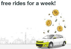 FREE Ride on OLA Cabs Upto Rs 200.(All Users)