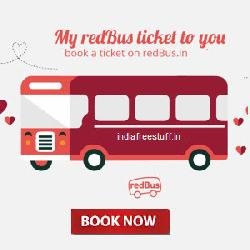 Red Bus: Flat 50% OFF on Bus Bookings.