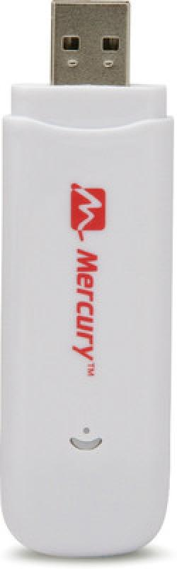 Mercury 14.4 Mbps 3G Data Card at 70% OFF Rs 599