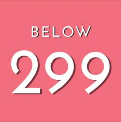 Fashion Under Rs 299 on Trendin: Shop for TEES, Briefs at Rs 150 for Men & Women.