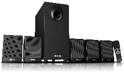 Philips DSP 2800 Speaker 5.1 System at 71% OFF.
