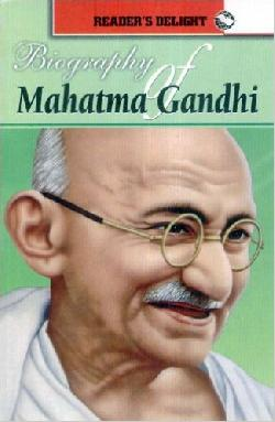 Biography of Mahatma Gandhi (Redears Delight) @ Rs 28/-