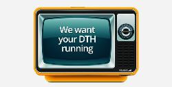 Rs 250 Cashback on DTH Recharge of Rs 300