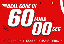 1 Amazing deal every hour on Snapdeal
