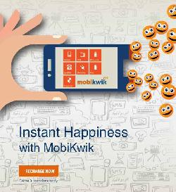 Mobikwik- Upto 50% Cashback on Zomato, Faasos & Bookmyshow: See Details.