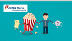 30% Off On Movie Ticket Booking For ICICI User (Max Rs 150)