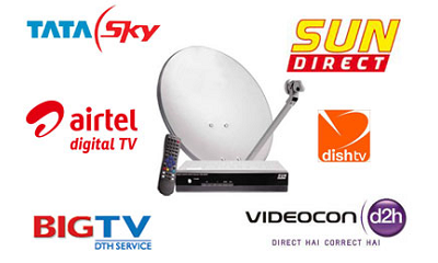 Rs 50 Cashback on Rs 500 DTH Recharge Coupons November.