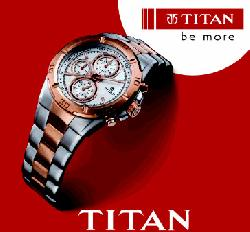TITAN Watches Flat 40% OFF + Extra 5% on HDFC Cards.