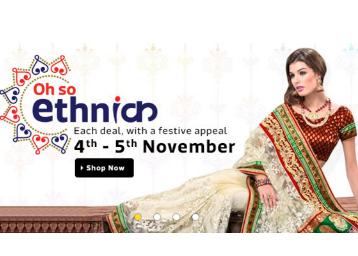Flipkart: ETHNIC WEAR Sale for Women Upto 70% OFF Under Rs 299.