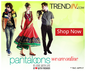 Trendin Coupon- Rs 400 OFF on Rs 999 & Above + 20% Paytm Cashback. (CDT400)