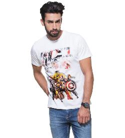 Buy Tees @ 50% Off on Zovi