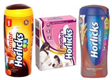 Get 20% Cashback on Horlicks & Boost