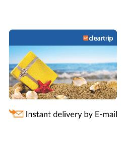 Snapdeal - Cleartrip E-Gift Card 25% off