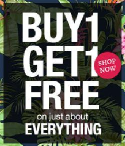 Buy 1 Get 1 Free + 15% Paytm Cash on LIMEROAD Shop Anything.