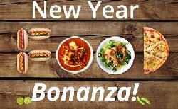 Paytm Upto 100% Cashback on New Year Food Bananza