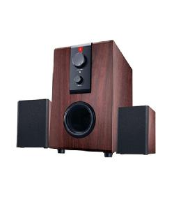 iBall Raaga 2.1 Q9 Speakers at Rs 718 Using Oxigen Wallet