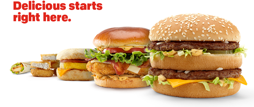 McDonalds Coupons :FREE Burger, Regular meal, McFlurry, Mc Aloo Tikki  on Online Order Coupons Insid