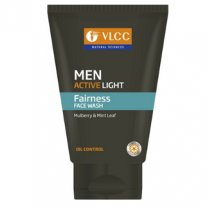 VLCC Men Active Light Face Wash 100 ml at Rs 63 Free Shipping