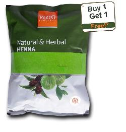 VLCC Heena 100gm (Buy 1 Get 1) at Just Rs 39 on Snapdeal.