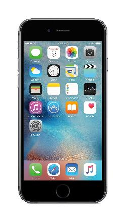 Apple iPhone 6s (Space Grey, 16GB) at 11% OFF for Rs 45499 on Amazon