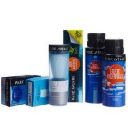 Park Avenue Grooming Kit + Travel Pouch at Rs 345