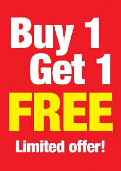 Zovi -Buy 1 Get 1 Free on Zovi Tees