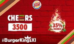 BurgerKing Coupons- Get 35% OFF + Extra 10% Paytm Cashback.