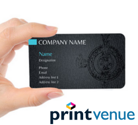 Get 100 Business Cards at Rs 50 on Printvenue