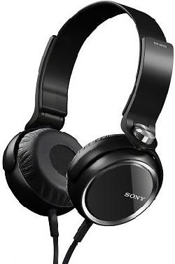 Sony MDR-XB400 Extra Bass Stereo Headphones at Rs 440 on eBay
