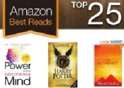 Top Sellers -Best Read Books on Amazon Upto 70% OFF