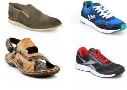 Reebok, Puma, Woodland, Nike & More Footwear Flat 75% OFF on Amazon