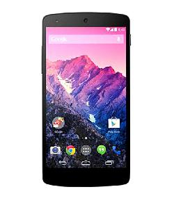 LG Google Nexus 5 4G 16GB Black 34% OFF at Rs 12990 on Snapdeal.