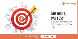 20% Cashback Landline, Electricity and Gas Bill Payments (All Users)