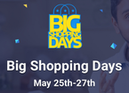 Flipkart- BIG Shopping Days HDFC Bank Offer Get 10% Cashback on Everything