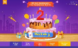 MI 3rd Anniversary Sale 20 - 21 and 22 July | 1 Rs Flash Sale Paytm Offer - Baapoffers.com