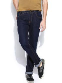 Myntra 60% OFF on Spykar Mens Jeans starting at Rs.799