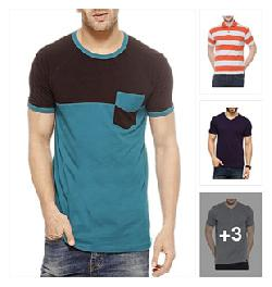 Polo Tees, Henley Tshirts, Hoodies 66% OFF -Under Rs 200 Shop for Rs 198