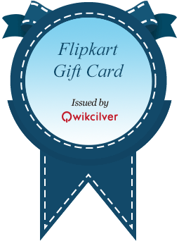 10% OFF on Flipkart Email Gift Cards with Citi Bank Debit/Credit Cards Delivered Instantly