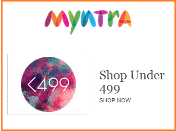 Myntra Under 499 Store | Tees | Dresses | Tops Under Rs 499
