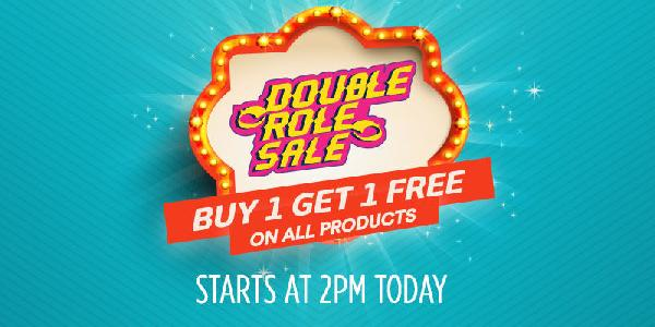 Voonik Buy 1 Get 1 | Voonik Diwali Sale Starts at 2PM Today-Baapoffers.com
