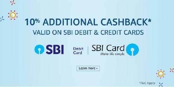 Amazon Diwali Sale Offers | Deals + 10% Extra Cashback with SBI Cards -Baapoffers.com