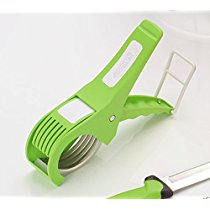 Amiraj Plastic Vegetable Cutter, White/Green at Rs 136   Amazon Offer