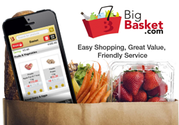 Bigbasket Payzapp Offer   120 Cashback on 1200 -PZGROC10